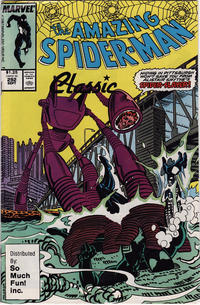 Cover Thumbnail for The Amazing Spider-Man (Marvel, 1963 series) #292 [So Much Fun! Edition]