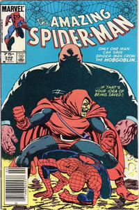 Cover Thumbnail for The Amazing Spider-Man (Marvel, 1963 series) #249 [Canadian]