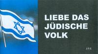 Cover Thumbnail for Liebe das jüdische Volk (Chick Publications, 1999 series)