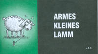 Cover Thumbnail for Armes kleines Lamm (Chick Publications, 2008 series)
