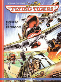 Cover Thumbnail for The Flying Tigers (comicplus+, 2009 series) #1 - Bomben auf Rangoon