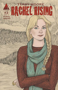 Cover Thumbnail for Rachel Rising (Abstract Studio, 2011 series) #42