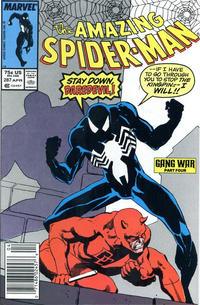 Cover Thumbnail for The Amazing Spider-Man (Marvel, 1963 series) #287 [Newsstand]