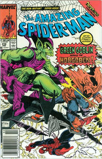 Cover for The Amazing Spider-Man (Marvel, 1963 series) #312 [Direct]