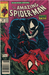 Cover Thumbnail for The Amazing Spider-Man (Marvel, 1963 series) #316 [Newsstand]