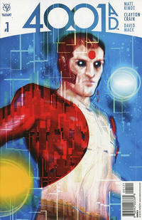 Cover Thumbnail for 4001 A.D. (Valiant Entertainment, 2016 series) #1 [Cover B - Tula Lotay]