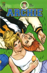 Cover Thumbnail for Archie (Archie, 2015 series) #10 [Cover B - Elliot Fernandez]