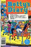 Cover for Betty's Diary (Archie, 1986 series) #26 [Newsstand]