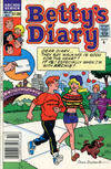 Cover Thumbnail for Betty's Diary (1986 series) #37 [Newsstand]