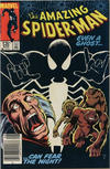 Cover Thumbnail for The Amazing Spider-Man (1963 series) #255 [Canadian Newsstand Edition]