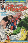 Cover for The Amazing Spider-Man (Marvel, 1963 series) #217 [Direct]