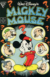 Cover for Mickey Mouse (Gladstone, 1986 series) #253 [Direct]