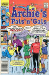 Cover for Archie's Pals 'n' Gals (Archie, 1952 series) #204 [Newsstand]