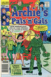 Cover for Archie's Pals 'n' Gals (Archie, 1952 series) #206 [Newsstand]