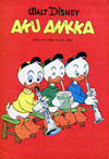 Cover for Aku Ankka (Sanoma, 1951 series) #6/1966