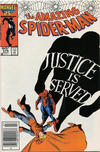 Cover for The Amazing Spider-Man (Marvel, 1963 series) #278 [Canadian]