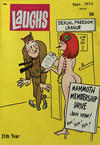 Cover for Army Laughs (Prize, 1951 series) #v20#8