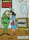 Cover for Army Laughs (Prize, 1951 series) #v20#1