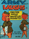 Cover for Army Laughs (Prize, 1951 series) #v18#11