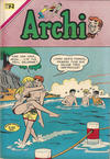 Cover for Archi (Editorial Novaro, 1956 series) #391