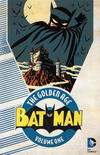 Cover for Batman: The Golden Age (DC, 2016 series) #1