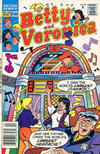 Cover for Betty and Veronica (Archie, 1987 series) #29 [Newsstand]