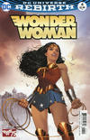 Cover for Wonder Woman (DC, 2016 series) #4 [Nicola Scott Cover]