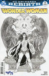 Cover for Wonder Woman (DC, 2016 series) #4 [Frank Cho Variant Cover]