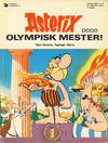 Cover Thumbnail for Asterix (1969 series) #8 - Olympisk mester! [2. opplag]