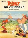 Cover for Asterix (Hjemmet / Egmont, 1969 series) #3 - Asterix og vikingene [4. opplag]