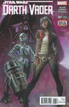 Cover for Darth Vader (Marvel, 2015 series) #3 [Fourth Printing Variant - Adi Granov]