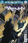 Cover for Batman (DC, 2016 series) #4 [David Finch]