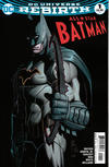 Cover for All Star Batman (DC, 2016 series) #1 [John Romita Jr Cover]
