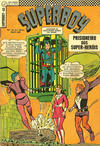Cover for Superboy (Editora Brasil-América [EBAL], 1966 series) #45