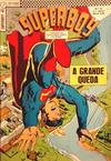 Cover for Superboy (Editora Brasil-América [EBAL], 1966 series) #41