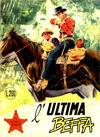 Cover for Gli Albi del Cow-Boy  [Il Piccolo Ranger] (Sergio Bonelli Editore, 1963 series) #68