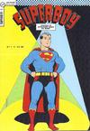 Cover for Superboy (Editora Brasil-América [EBAL], 1966 series) #1