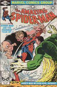 Cover Thumbnail for The Amazing Spider-Man (Marvel, 1963 series) #217 [Direct Edition]