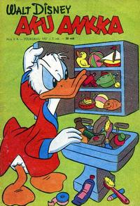 Cover Thumbnail for Aku Ankka (Sanoma, 1951 series) #5A/1957