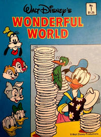 Cover Thumbnail for Walt Disney's Wonderful World (Western, 1978 series) #1