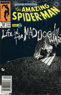 Cover for The Amazing Spider-Man (Marvel, 1963 series) #295 [Direct]