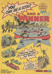 Cover Thumbnail for You Can Be a Scout (Boy Scouts of America, 1972 series)