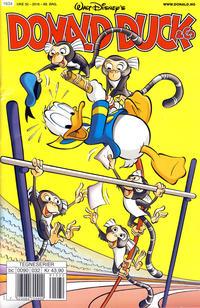 Cover Thumbnail for Donald Duck & Co (Hjemmet / Egmont, 1948 series) #32/2016