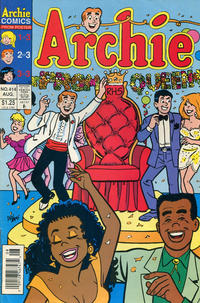 Cover for Archie (Archie, 1959 series) #414 [Direct]
