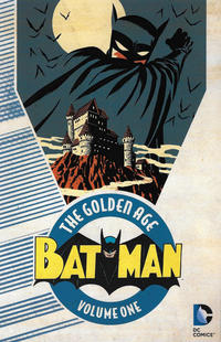 Cover Thumbnail for Batman: The Golden Age (DC, 2016 series) #1