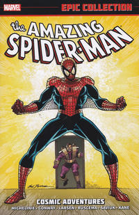 Cover Thumbnail for Amazing Spider-Man Epic Collection (Marvel, 2013 series) #20 - Cosmic Adventures