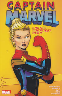 Cover Thumbnail for Captain Marvel: Earth's Mightiest Hero (Marvel, 2016 series) #1