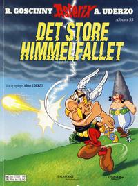 Cover Thumbnail for Asterix (Hjemmet / Egmont, 1998 series) #33 - Det store himmelfallet [Reutsendelse bc 702 99]
