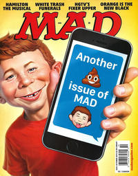 Cover Thumbnail for Mad (EC, 1952 series) #541
