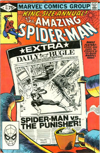 Cover Thumbnail for The Amazing Spider-Man Annual (Marvel, 1964 series) #15 [Direct Edition]